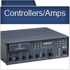 Install Controllers & Amps
