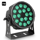 CAMEO FLAT PRO 18 IP65 18x10W FLAT LED Outdoor RGBWA PAR light