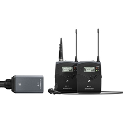 Sennheiser ew100ENG G3 ENG Portable Video Radio Mic Kit ew100